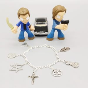 Mary Winchester Charm Bracelet