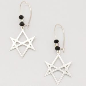 Men of Letters Earrings