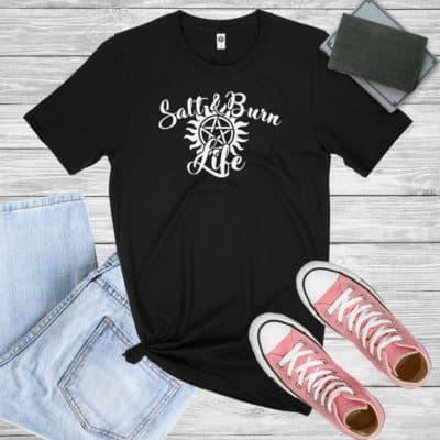 Salt n Burn Life T-Shirt